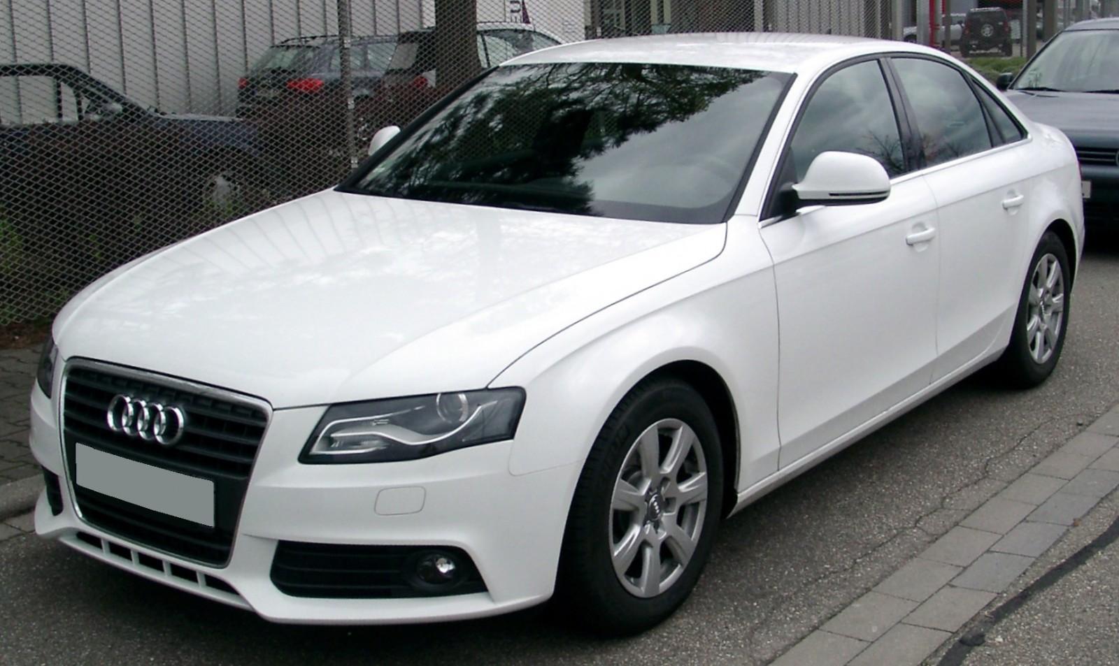 Audi A4, 2,0 TDI